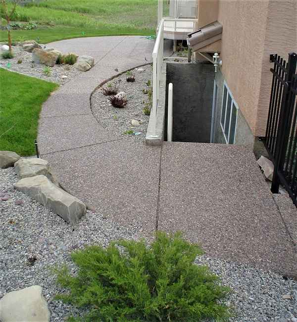 Exposed Aggregate Concrete Vancouver