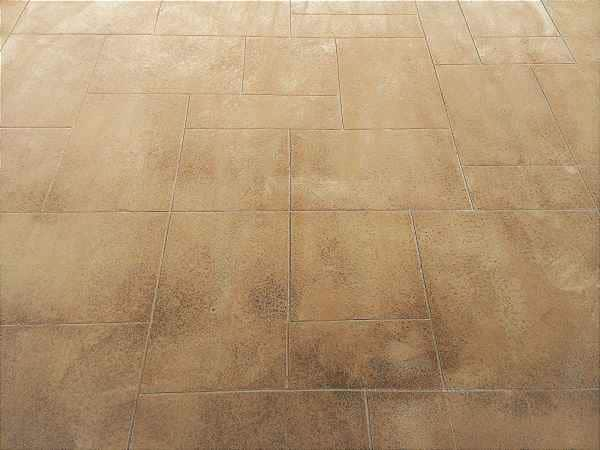Light Brown Decorative Concrete