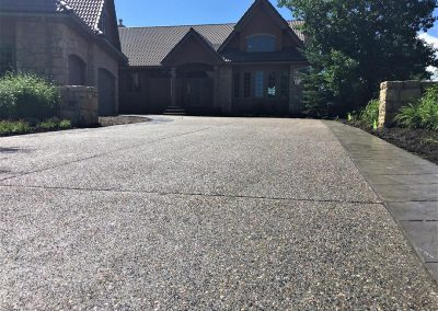 eleven-exposed-aggregate-driveway