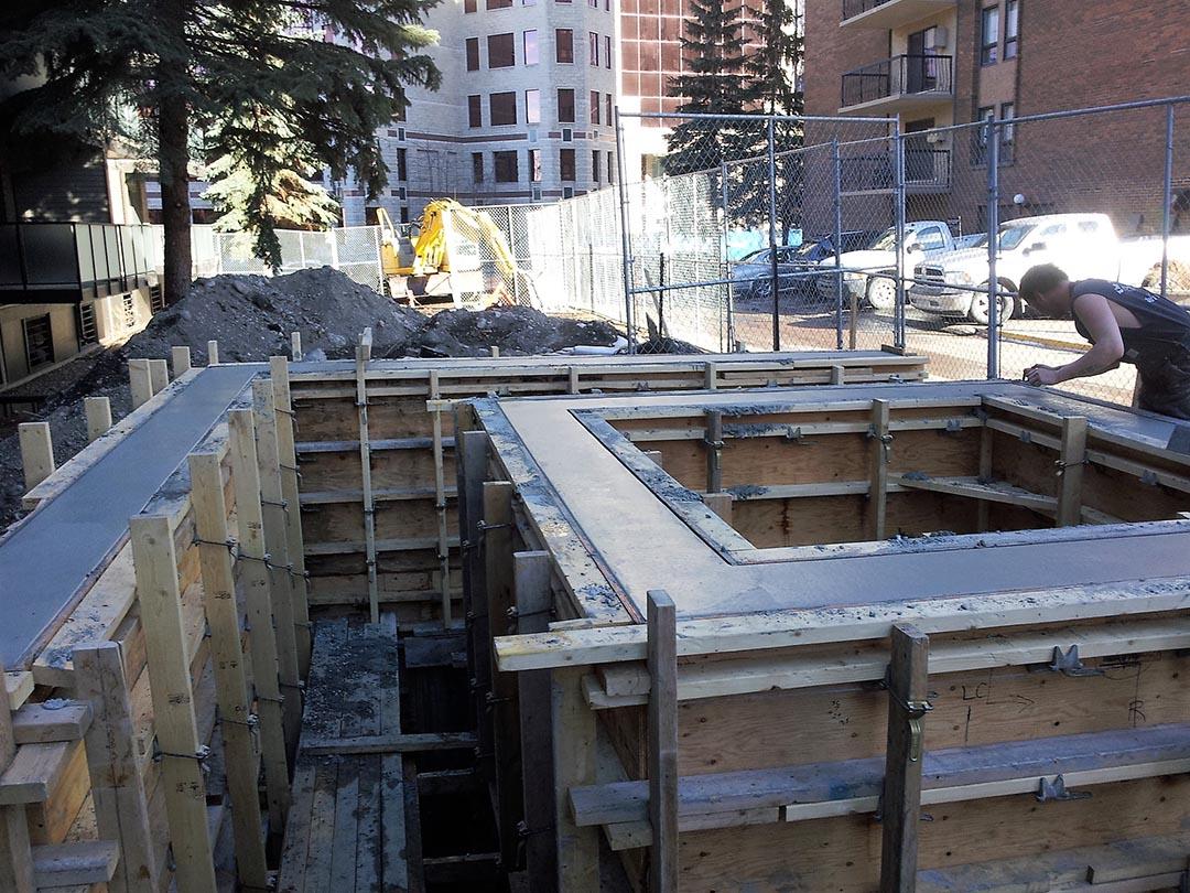 Concrete Contractors Vancouver - Commercial Concrete