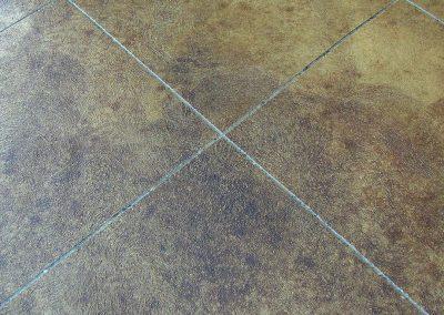 Brand New Concrete Floor