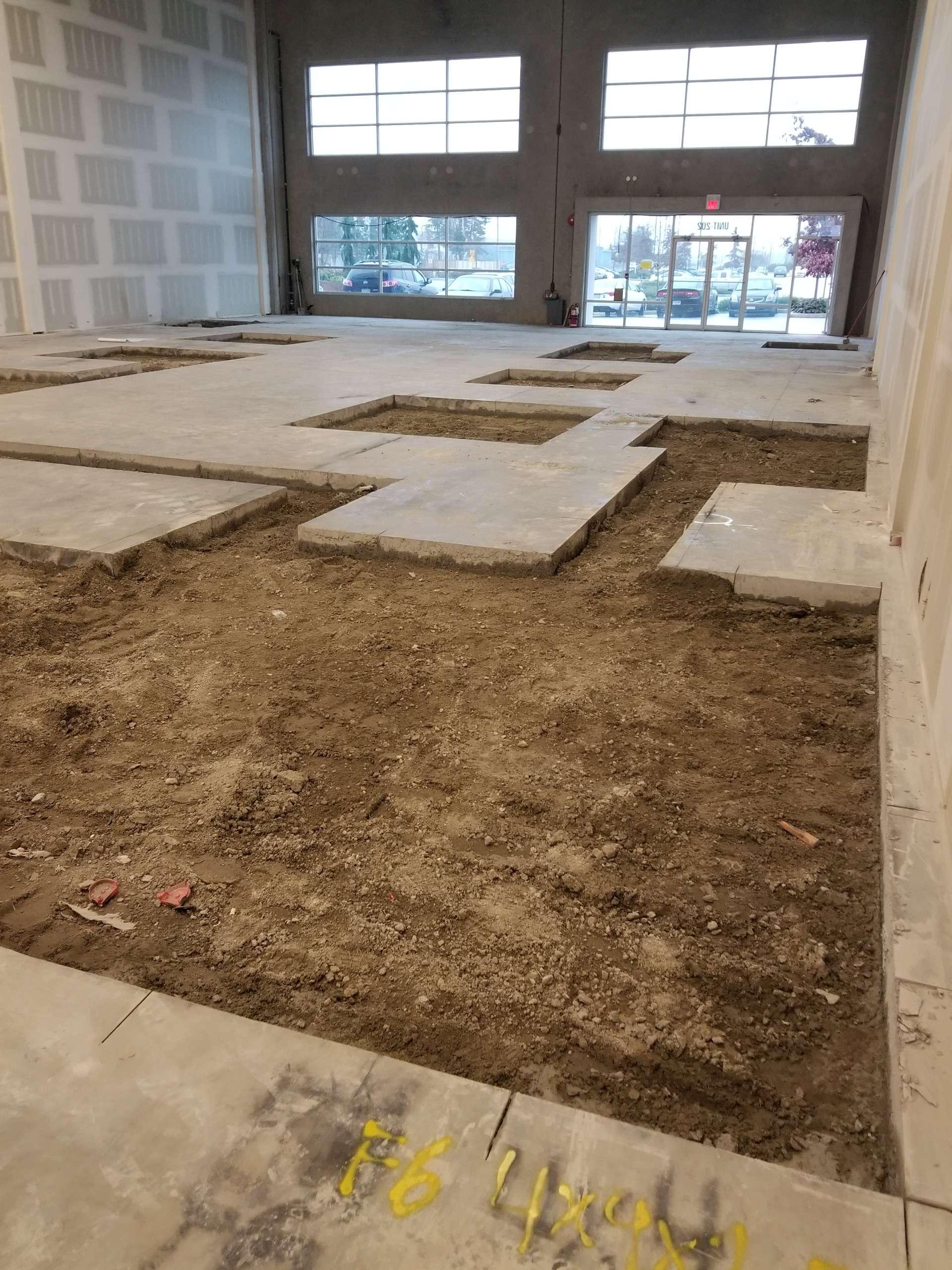 Concrete Demolition Contractors Surrey