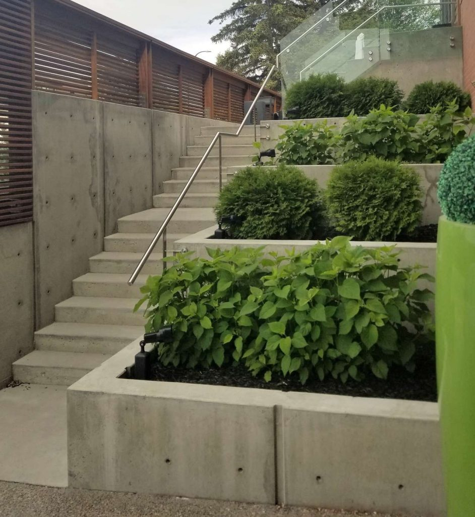 Concrete Stairs Burnaby Services