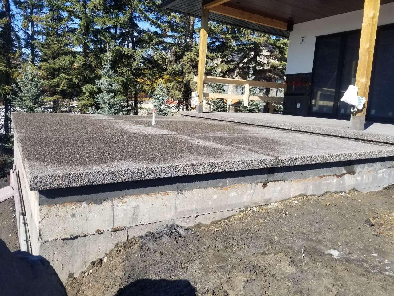 Exposed Aggregate Concrete Surrey