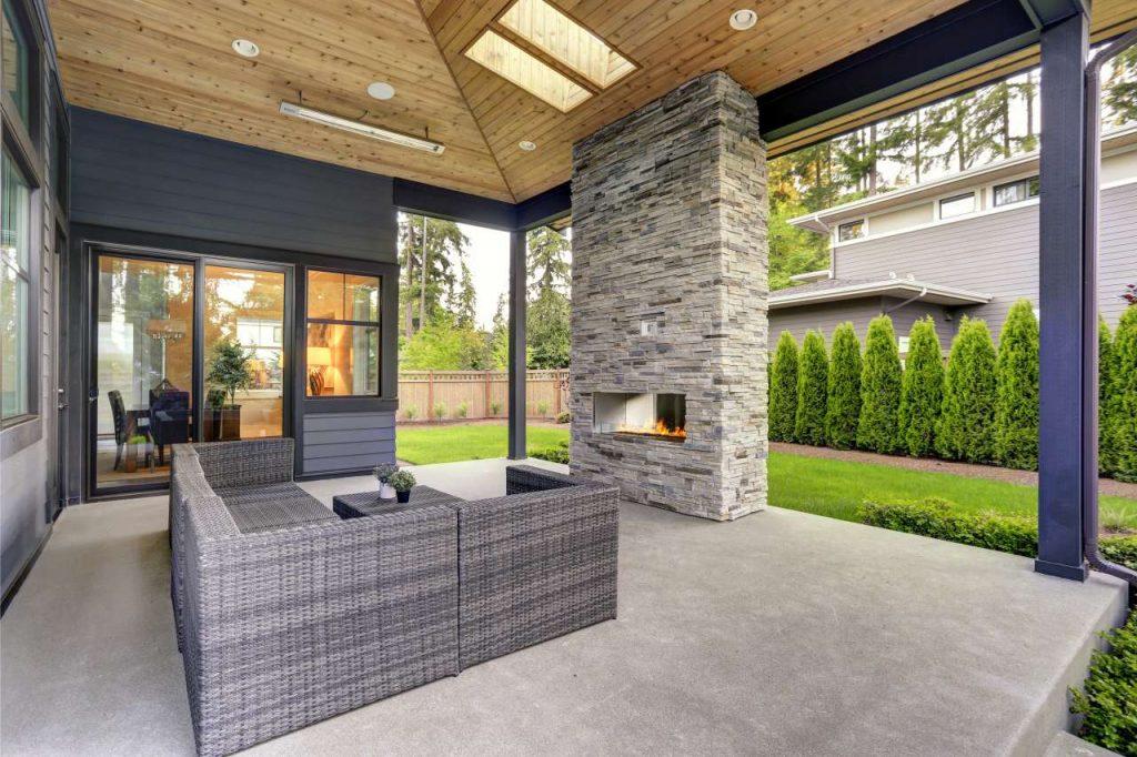 Concrete Patios West Vancouver