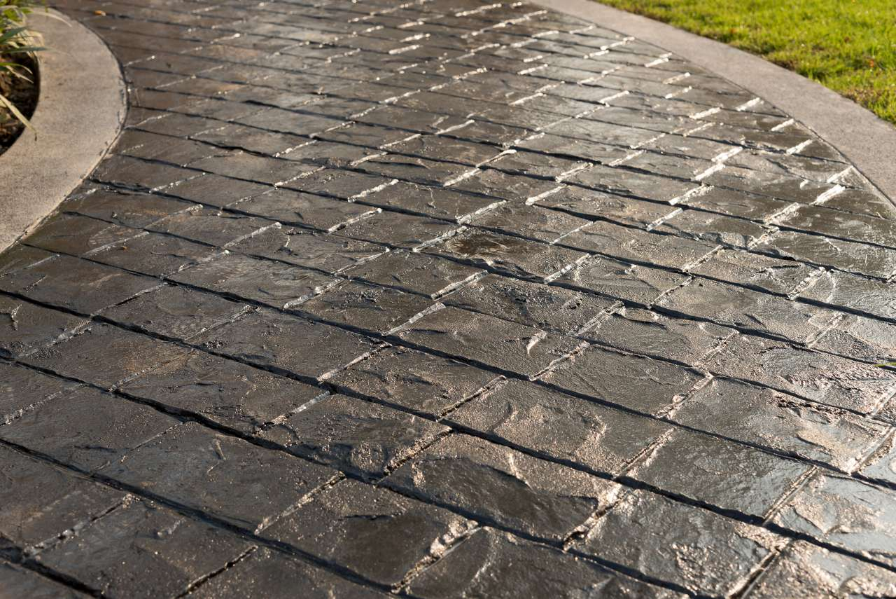 Stamped Concrete Richmond Service