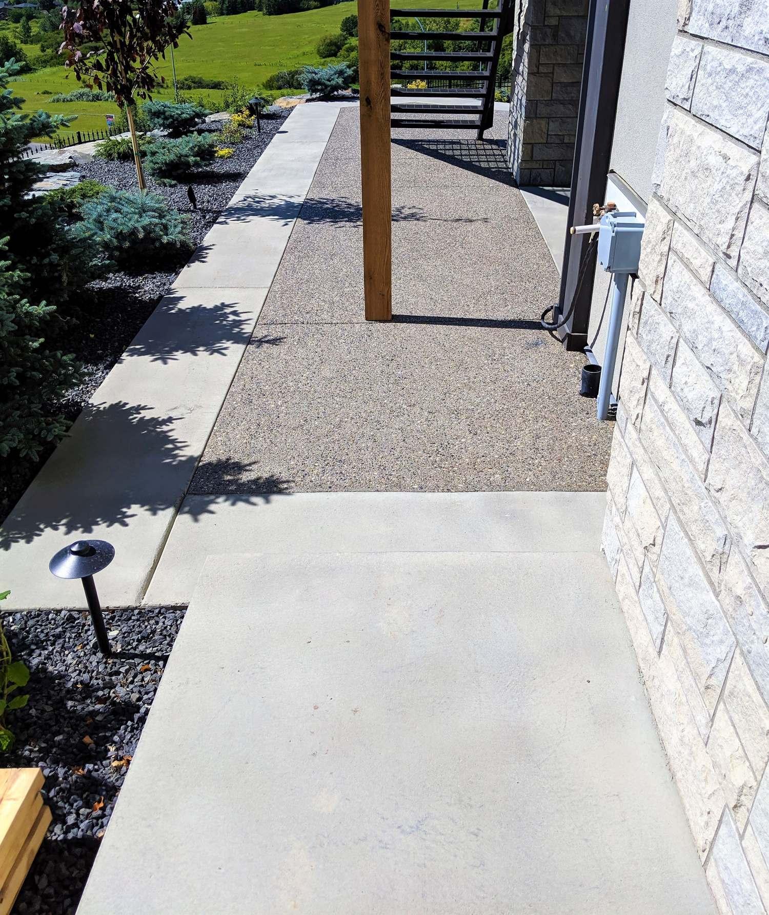 Decorative Concrete Company North Vancouver