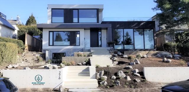Concrete Construction Vancouver BC