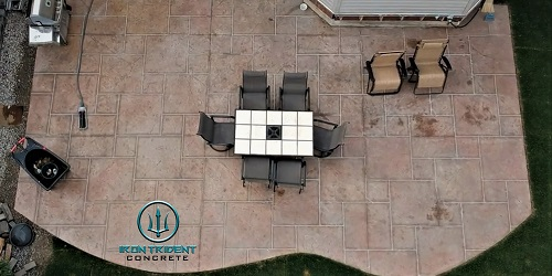 Top View Opa Locka Pattern