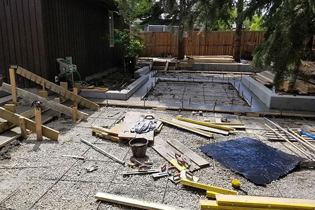 Rebar Concrete Construction