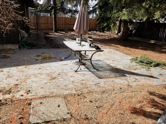 Soil in the Yard