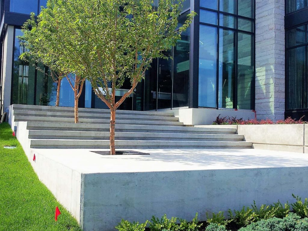 Concrete Stairs Contractor North Vancouver