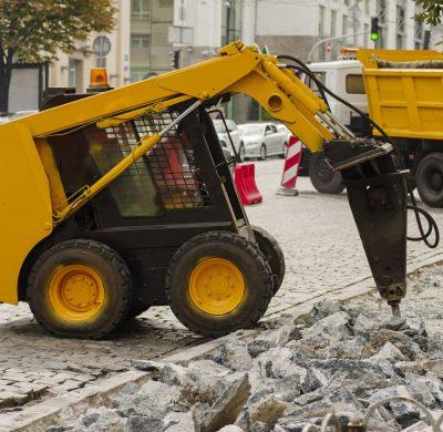 Machine Hydraulic Jackhammer